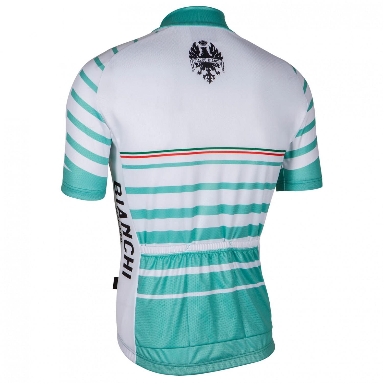 3409f21ddc4 Bianchi Milano Albatros - Cycling Jersey Men s