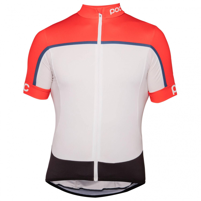 POC Essential Road Block Jersey - Cycling jersey Men s  64cebd391