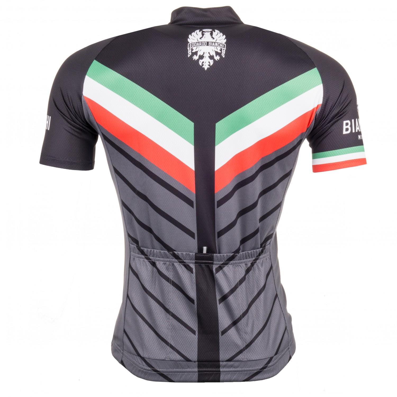 48b8fe3f348 Bianchi Milano Tiera - Cycling Jersey Men s