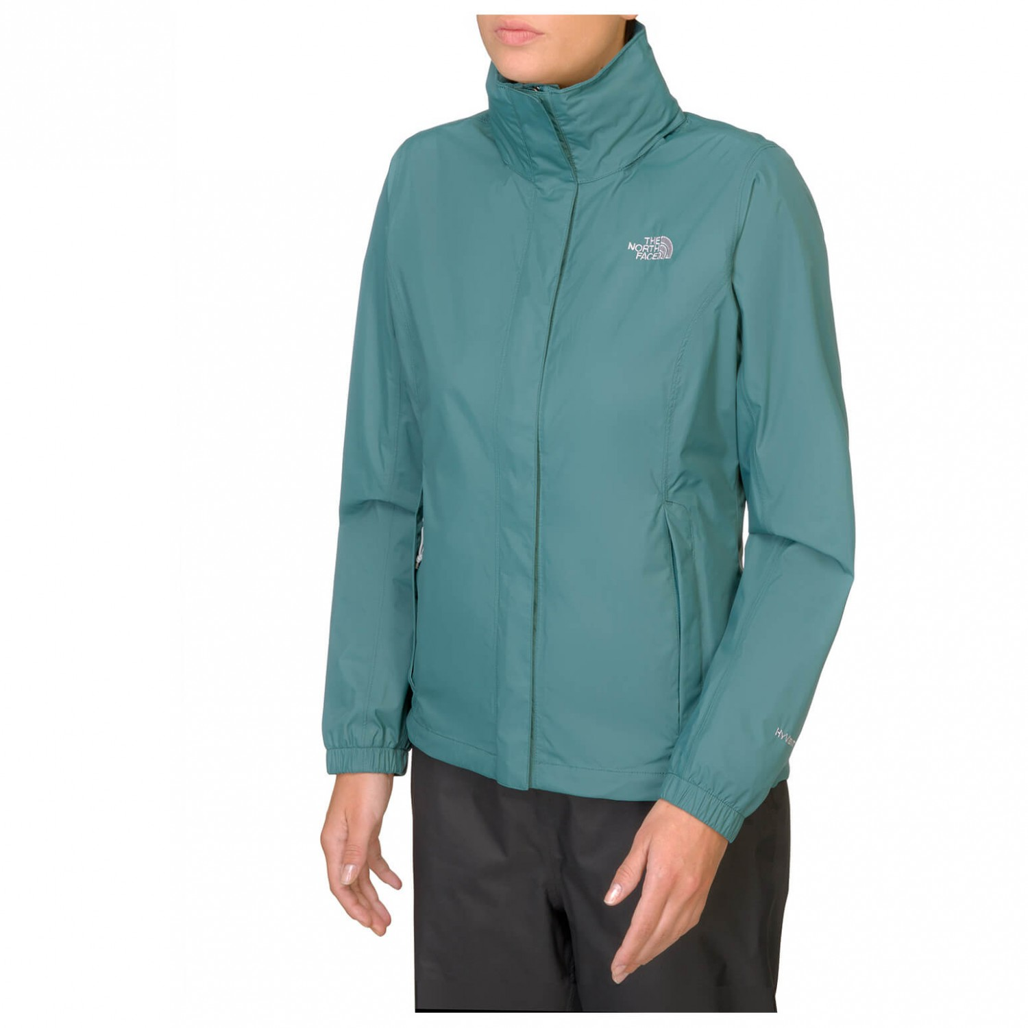 c33e40b4a110 ... The North Face - Women s Resolve Jacket - Waterproof jacket ...