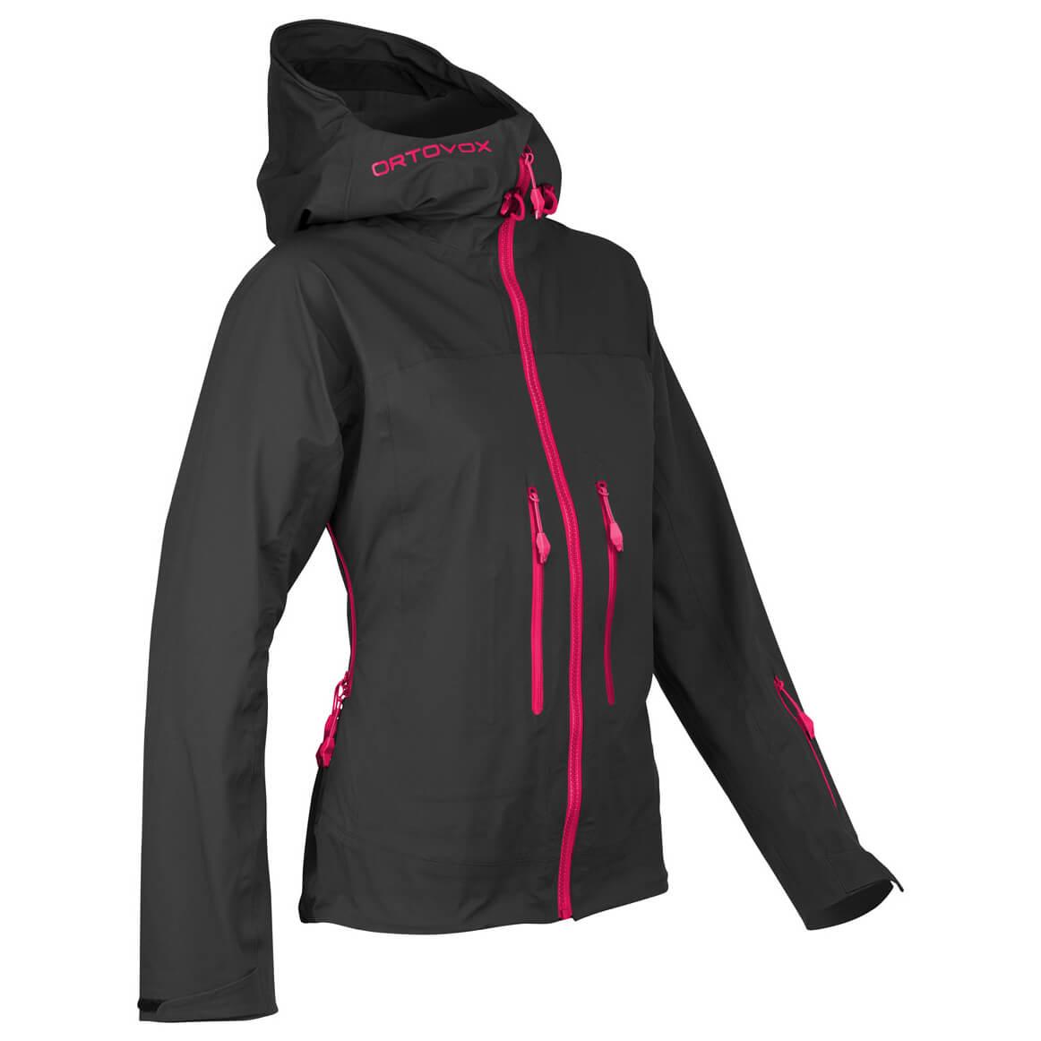 Ortovox Women's 3L Mi Jacket Alagna Regenjacke