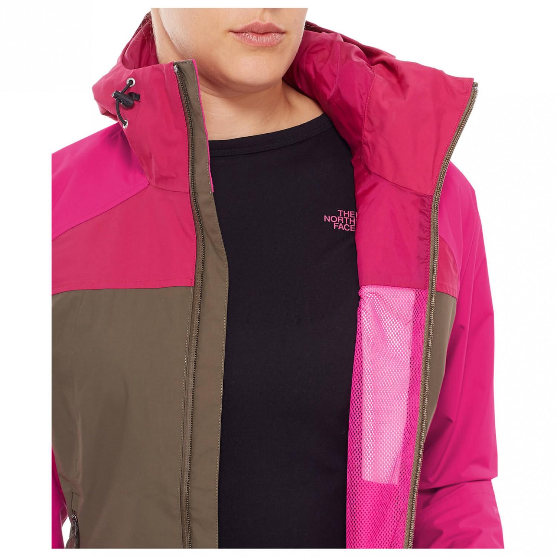 f3c5cc9ec2 The North Face Stratos Jacket - Veste imperméable Femme | Livraison ...