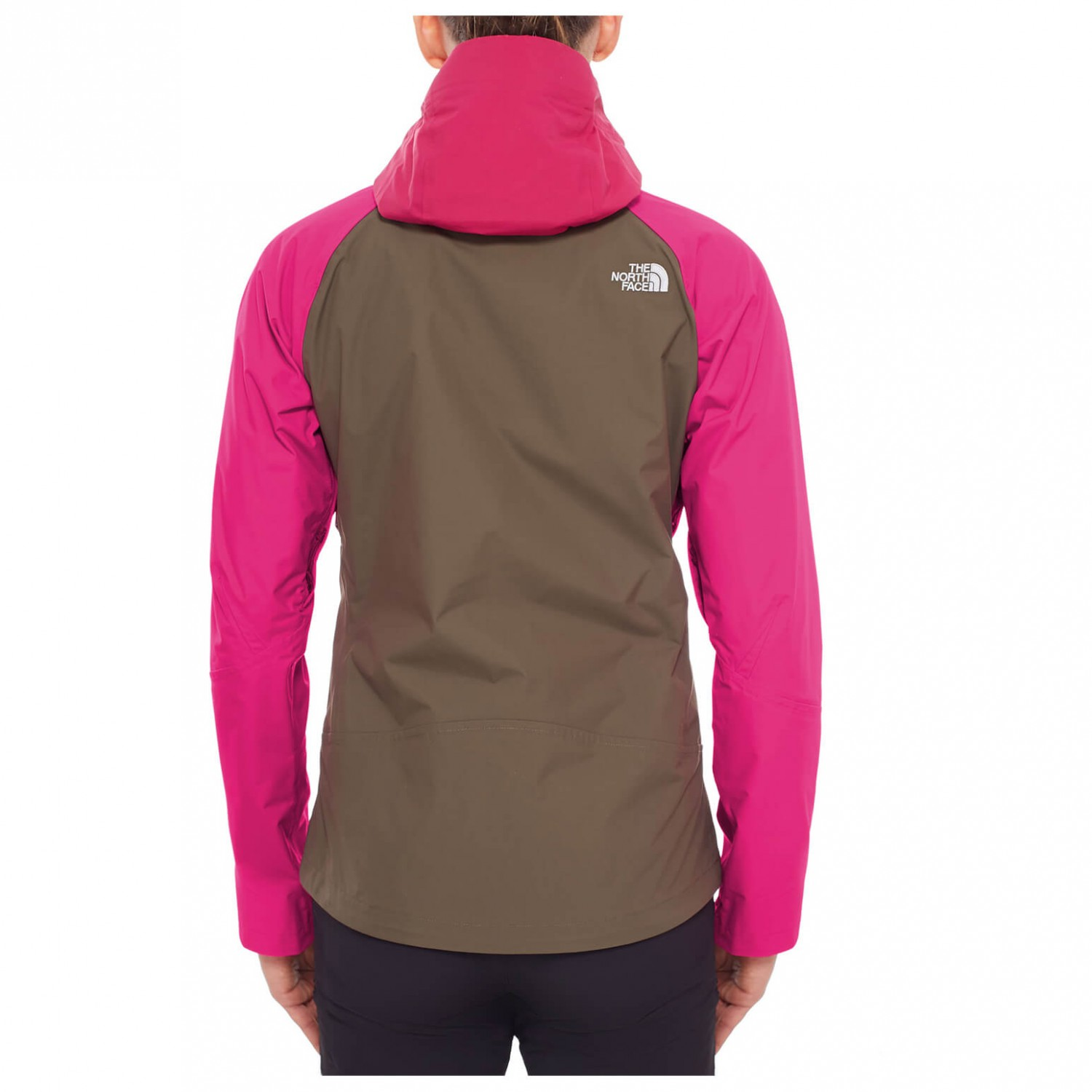 12a6ee968ef ... The North Face - Women s Stratos Jacket - Waterproof jacket ...