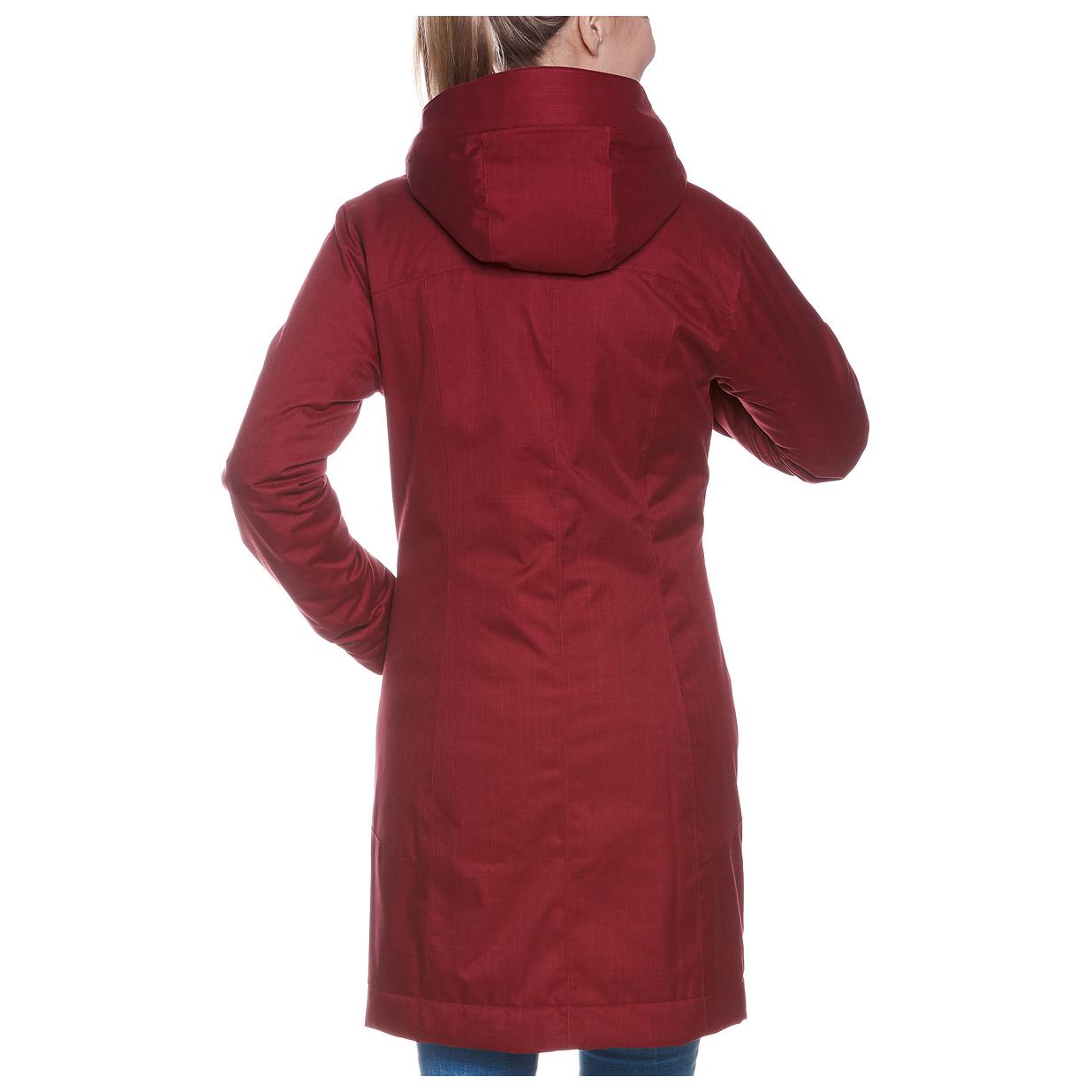 Tatonka Women's Floy Coat Mantel Black | 36 (EU)