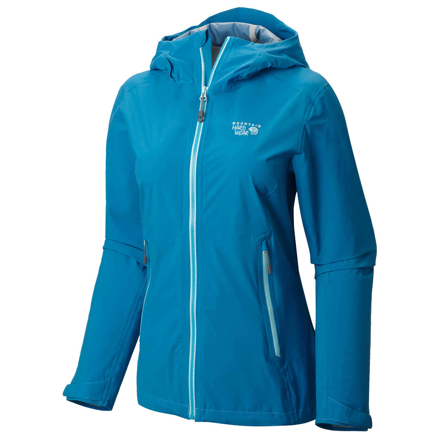 uk availability 792fc da466 Mountain Hardwear Stretch Ozonic Jacket - Regenjacke ...