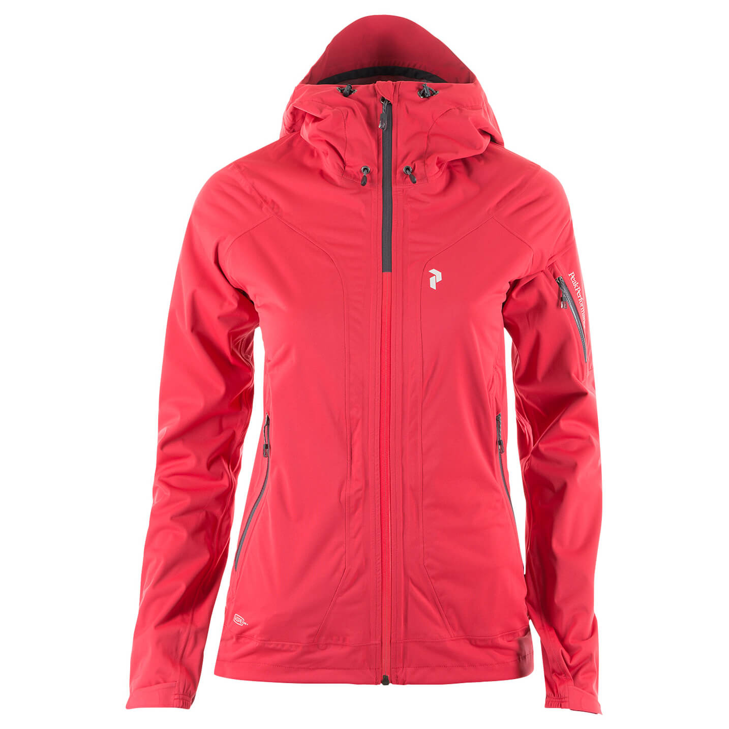 Hardshell jacke peak performance