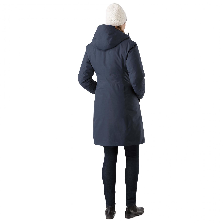arc'teryx jacken mantel damen