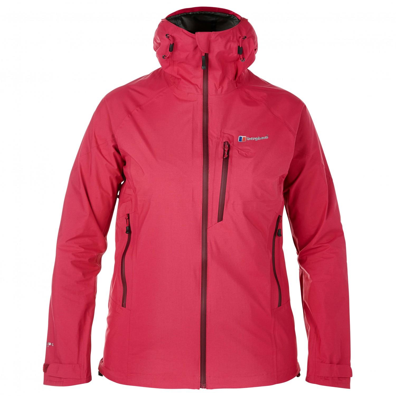 cheap for discount f66e1 deae7 Berghaus - Women's Light Speed Hydroshell Jacket - Waterproof jacket
