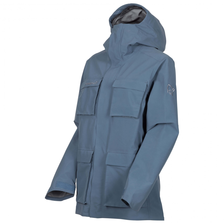 Tex Gore Svalbard Hardshell Jacket Femme Veste Livraison Norrøna w6a5qREBE