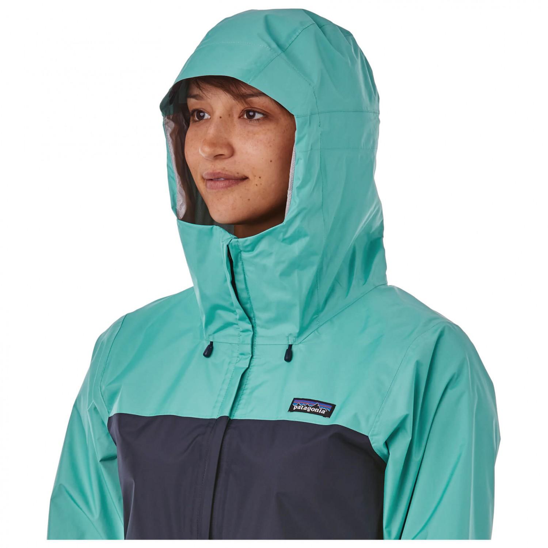 super popular 7afef 287f9 Patagonia Torrentshell Jacket - Regenjacke Damen ...