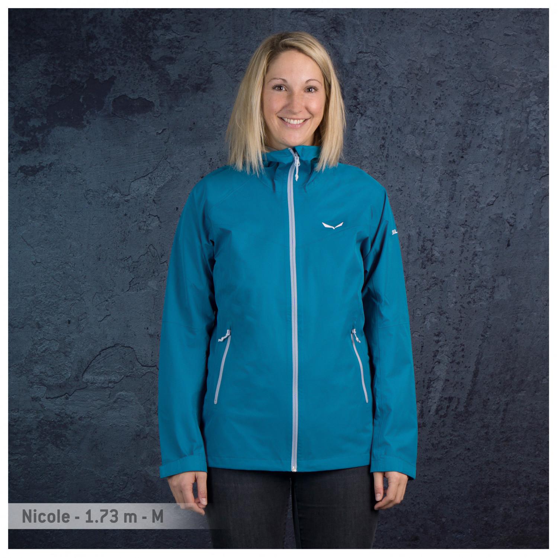 Salewa W's Puez Aqua 3 PTX Jacket