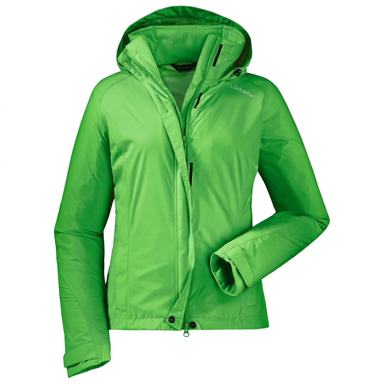 Sch/öffel Damen Coat Easy L Regenmantel