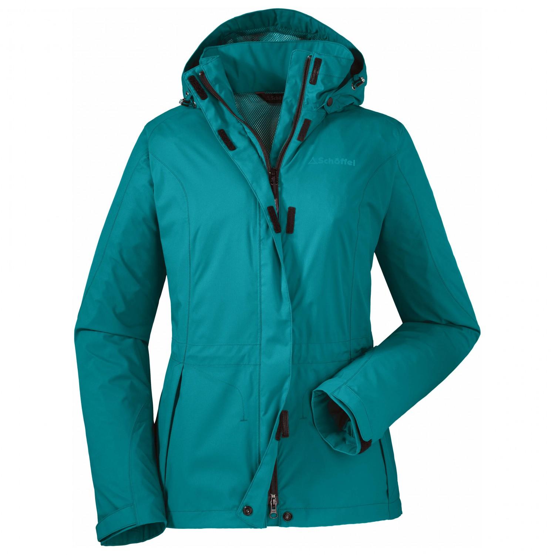 zum halben Preis Offizielle Website Neueste Mode Schöffel Jacket Cadiz - Regenjacke Damen online kaufen ...