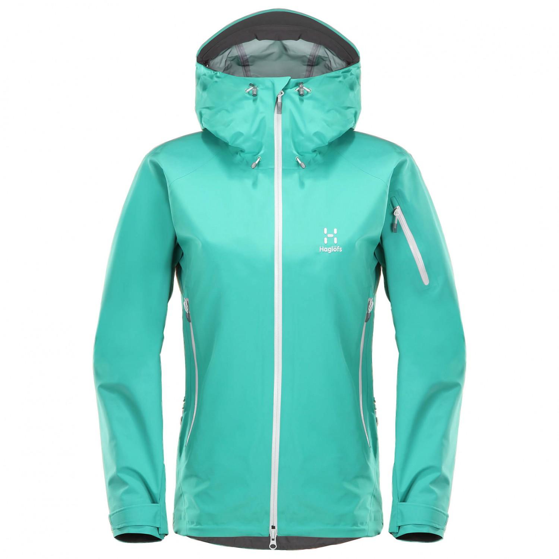 7d47be182 Haglöfs Roc Spirit Jacket - Waterproof Jacket Women's | Buy online ...