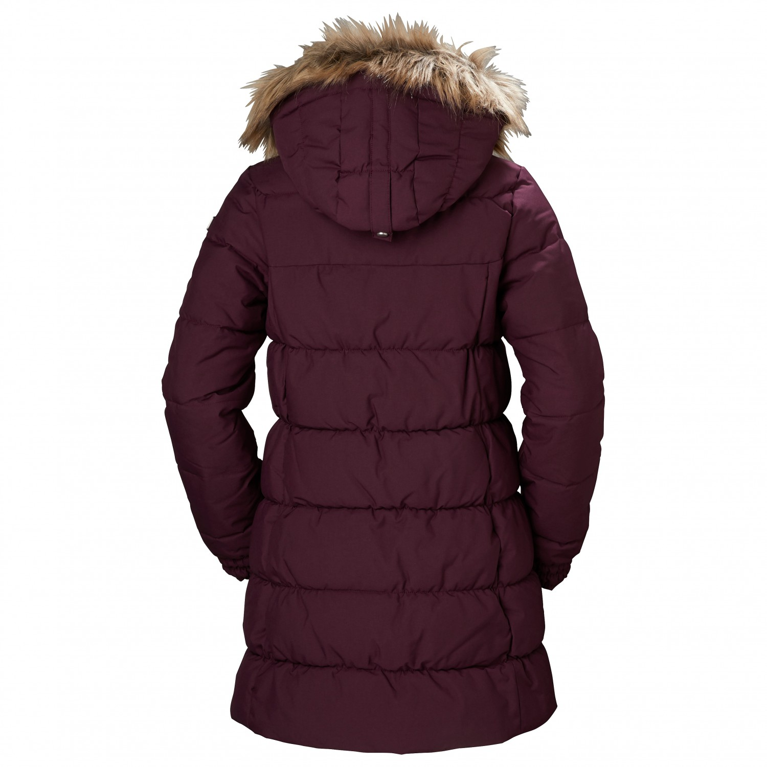 c74bbdfa58 Helly Hansen Blume Puffy Parka - Coat Women's | Free UK Delivery ...