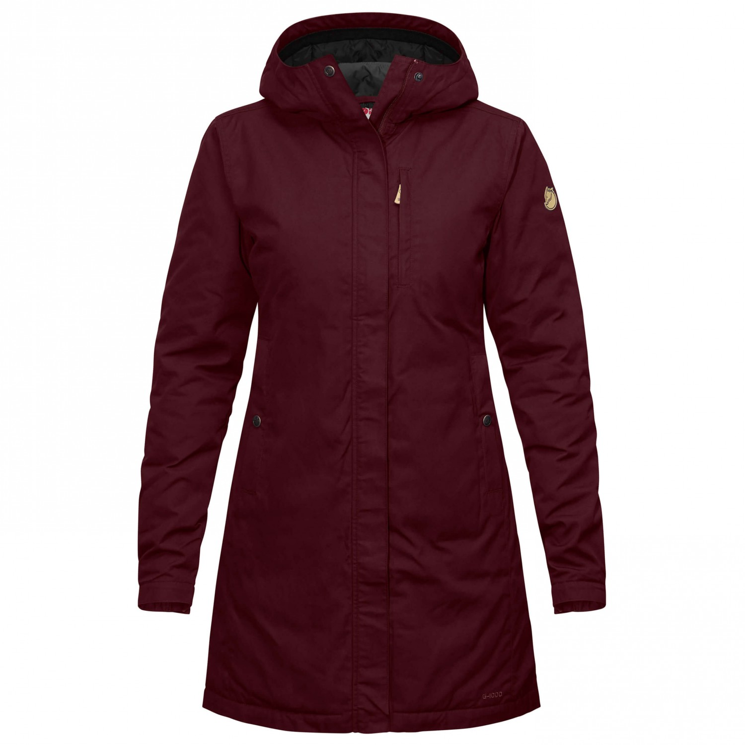 wide varieties good quality affordable price Fjällräven Kiruna Padded Parka - Coat Women's | Free UK ...