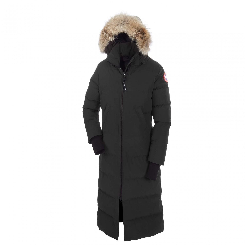 super popular 21dfa d640a Canada Goose - Ladies Mystique Parka - Cappotto - Black | XS