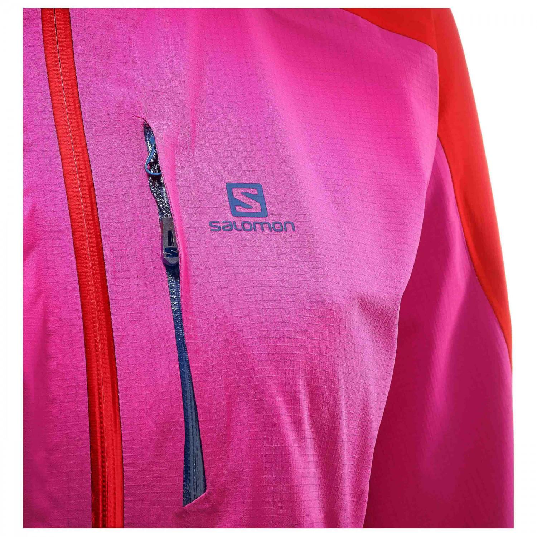 5613529d Salomon One + Only 3L Jacket - Regnjakke Dame køb online ...