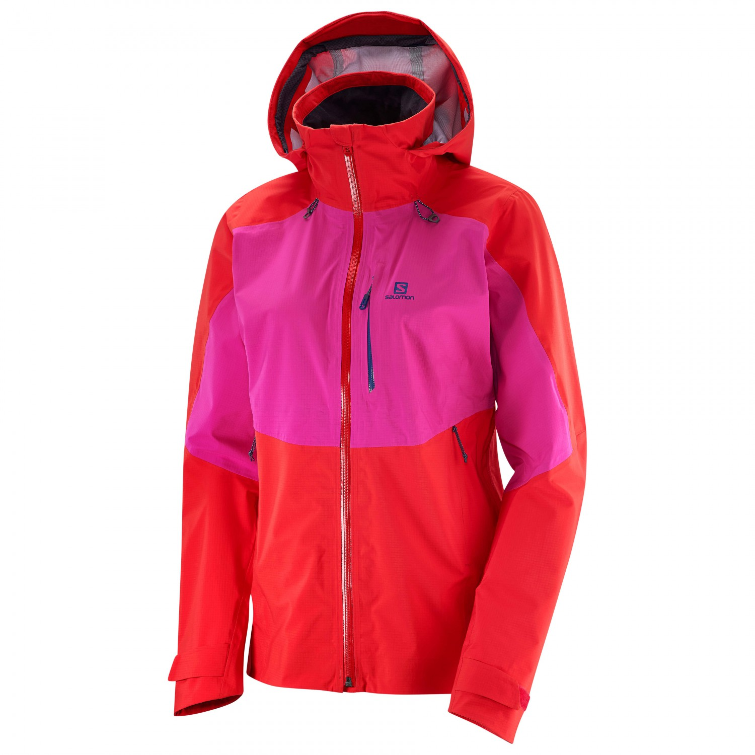 Salomon One + Only 3L Jacket Regnjakke Dame køb online