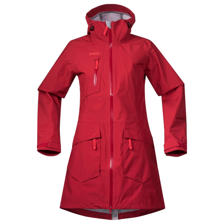 43c138c2 Bergans Hella Lady Coat - Lang jakke Dame | Med fri frakt ...