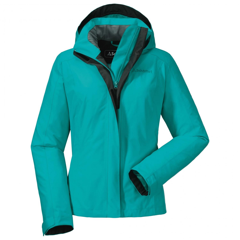 Women's Hardshell Sevilla Jacket Schöffel Veste 60ZwA