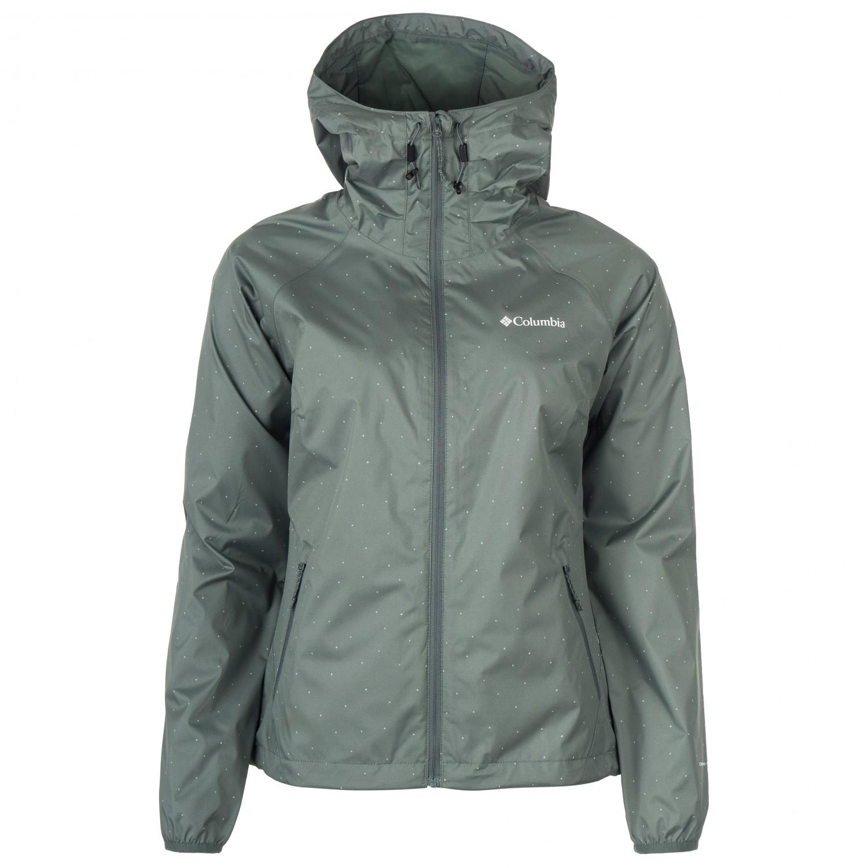 Columbia Ulica Jacket - Waterproof jacket Women s  c9211ae7f4