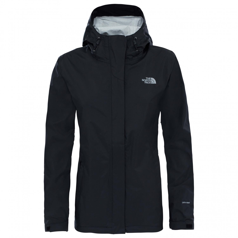 The North Face Women's Venture 2 Jacket Hardshelljacke TNF Black | XS