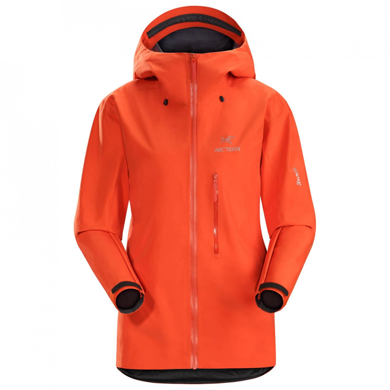 Arc Teryx Alpha Fl Jacket Hardshell Jacket Women S