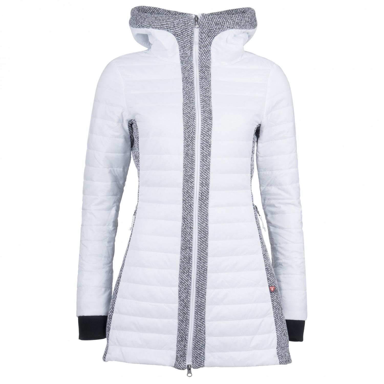 1a5aff788bdfa3 2117 of Sweden Padded Wool Coat Katthult - Coat Women s