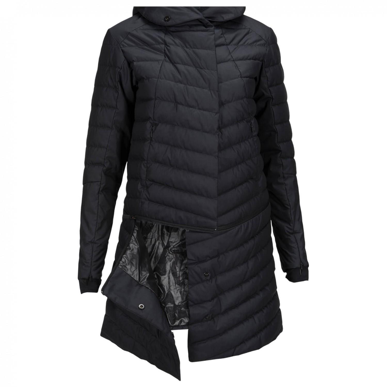 peak performance ramona jacket lang jakke dame kj p online. Black Bedroom Furniture Sets. Home Design Ideas