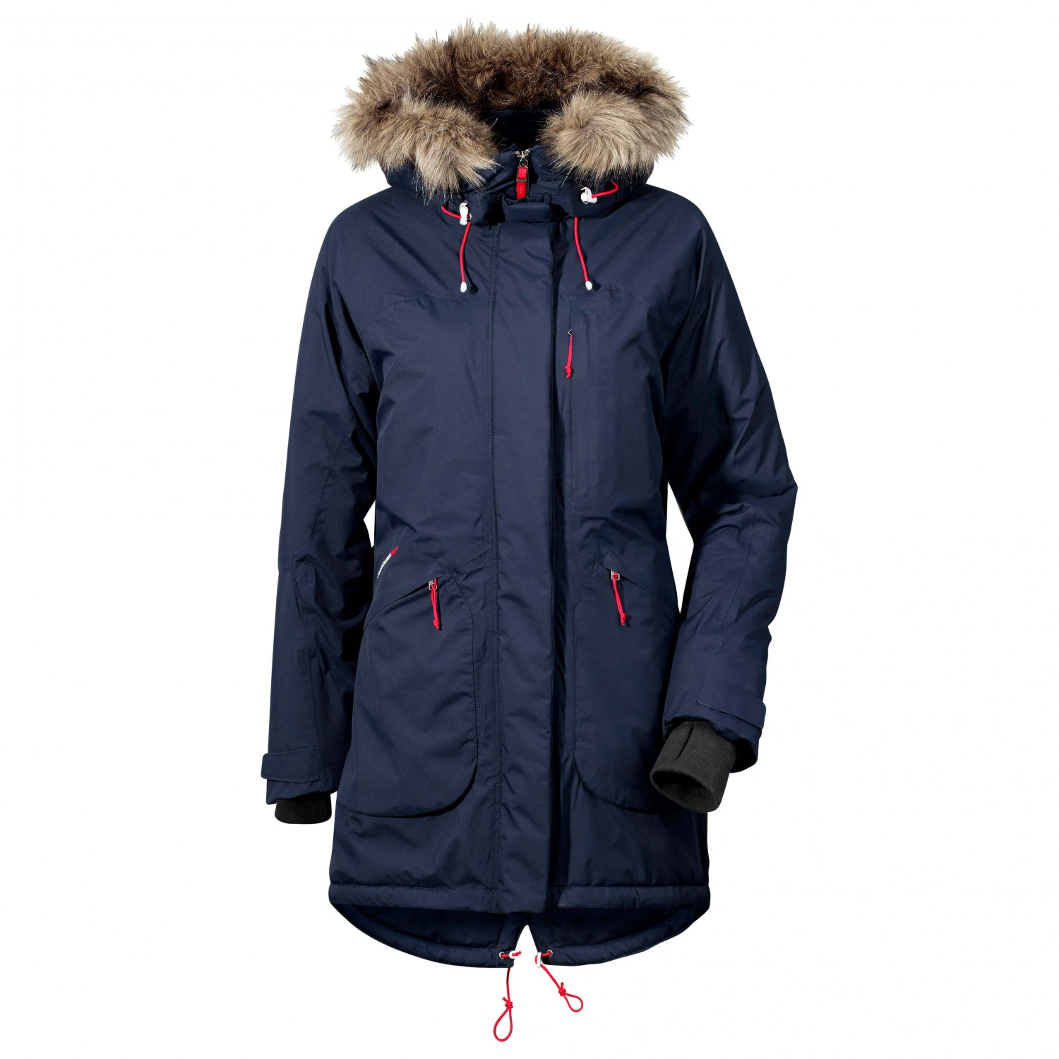 Didriksons Nancy Parka - Coat Women's | Free EU Delivery ...