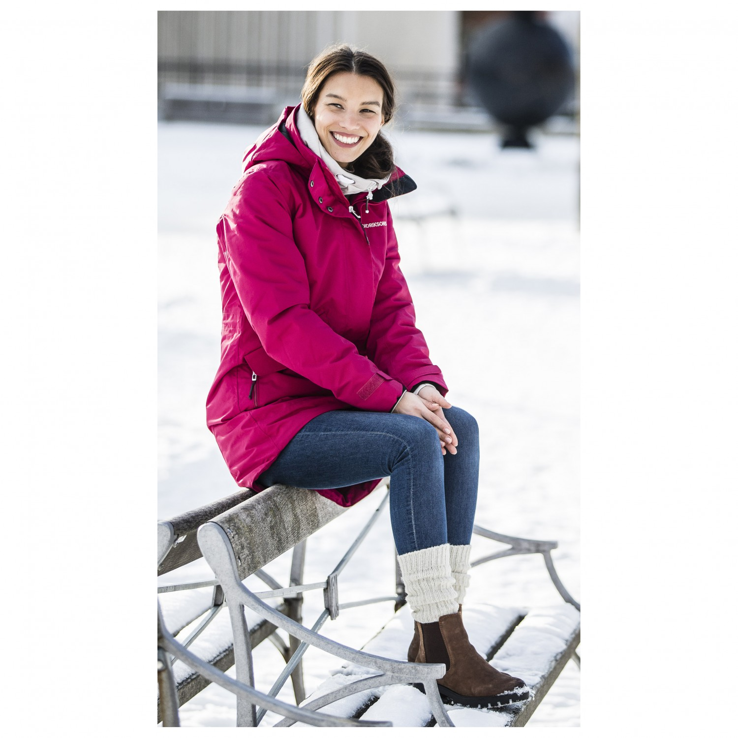 c67cde01 Didriksons Tanja Parka - Coat Women's | Buy online | Alpinetrek.co.uk