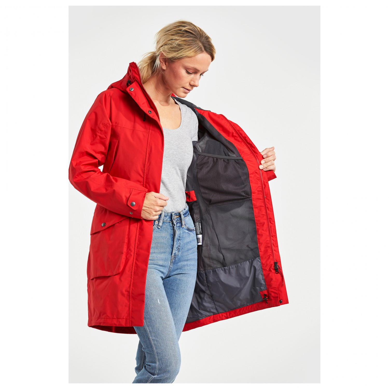 cf60ebc053e Didriksons Thelma Parka - Coat Women's | Buy online | Alpinetrek.co.uk