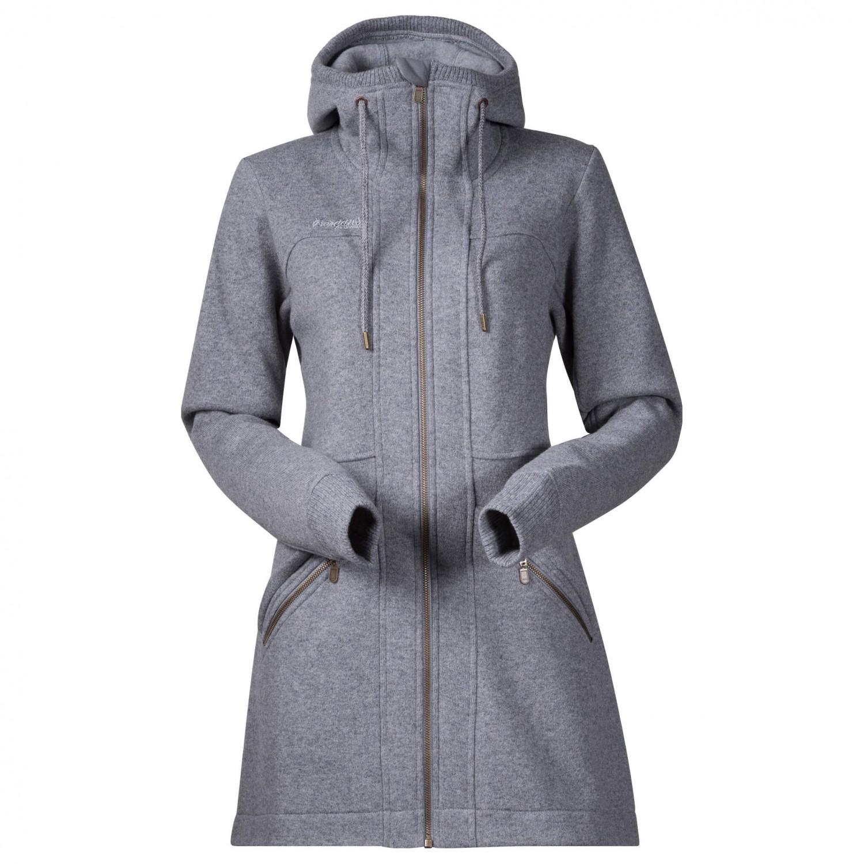 Bergans mantel damen