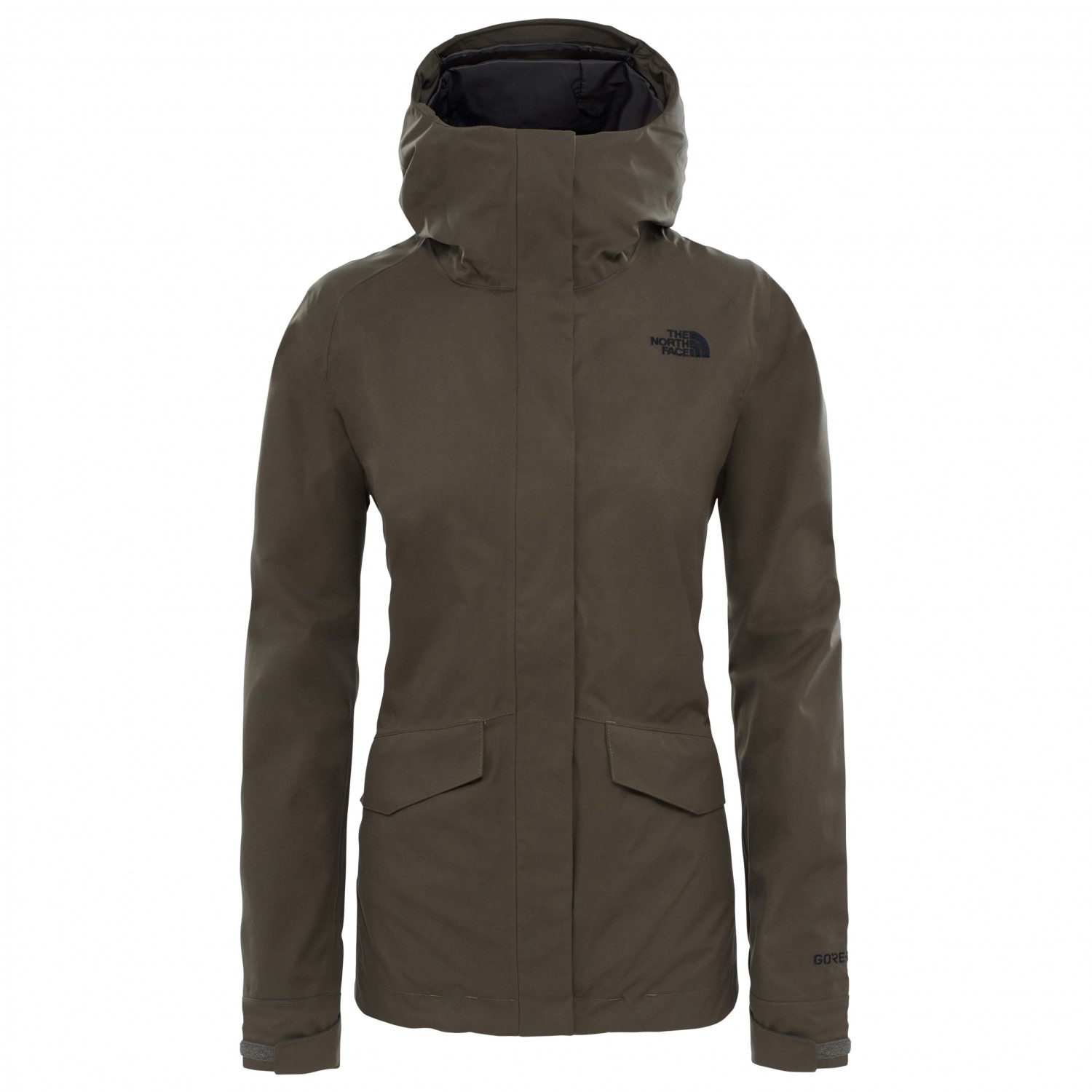 North Taupe Green Face in Jacket Outdoor Terrain All Zip The New 6wqTxzC