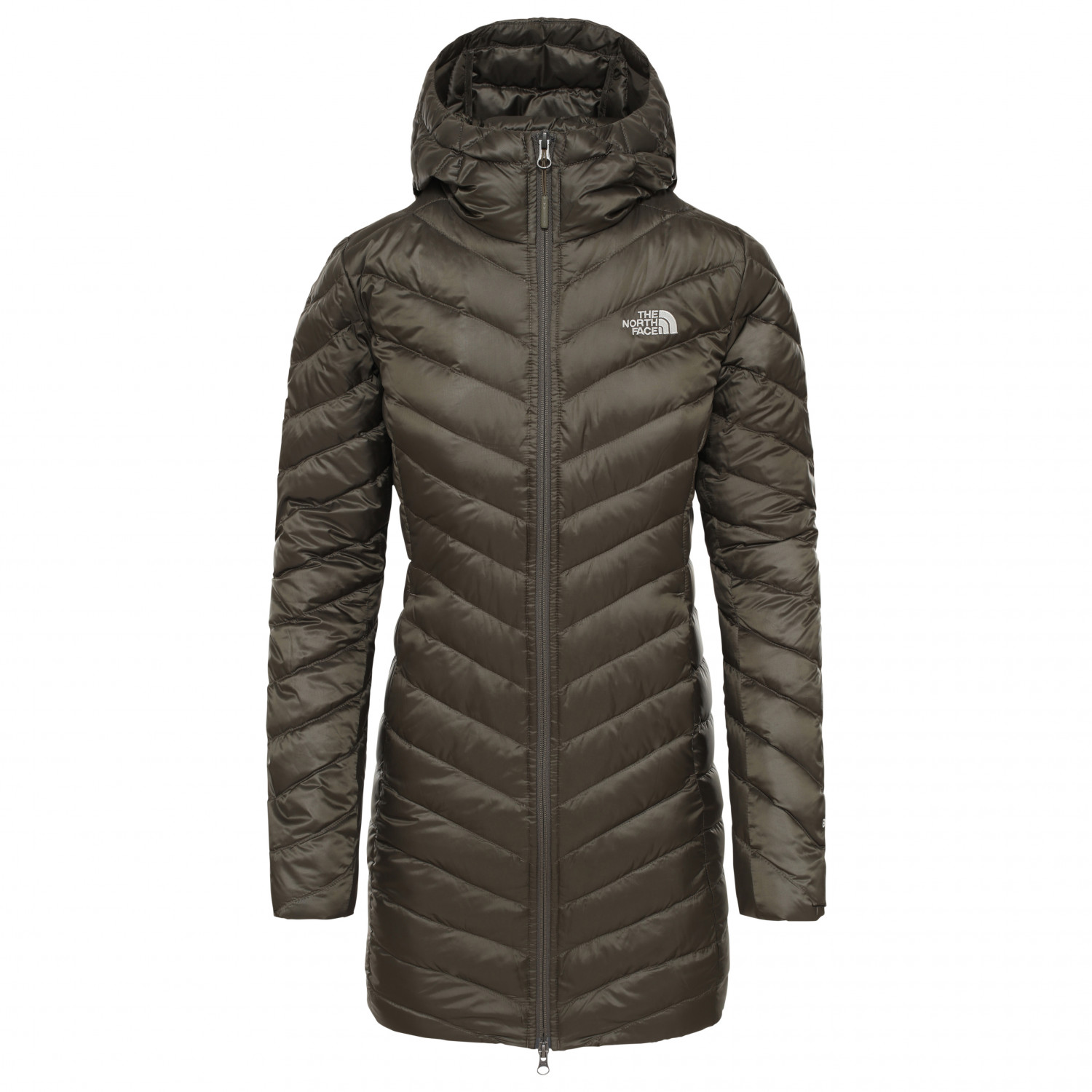 The North Face Women's Trevail Parka Manteau TNF Black | XS