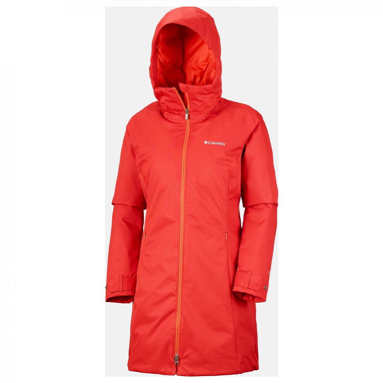 Gratuito Jacket Abrigo Rise Autumn Mid Mujer Columbia Envío nxqT07tp