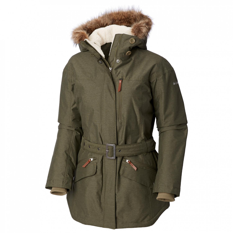 Columbia Women's Carson Pass II Jacket Manteau Nori | XL