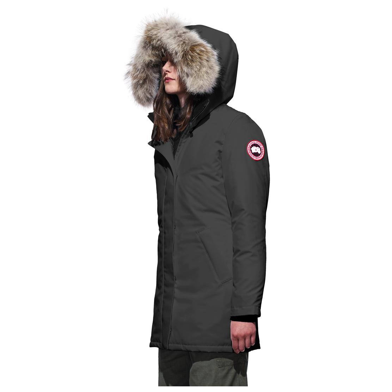 behoorlijk goedkoop laag geprijsd op voet schoten van italy canada goose jas dames victoria parka price bf043 56d73