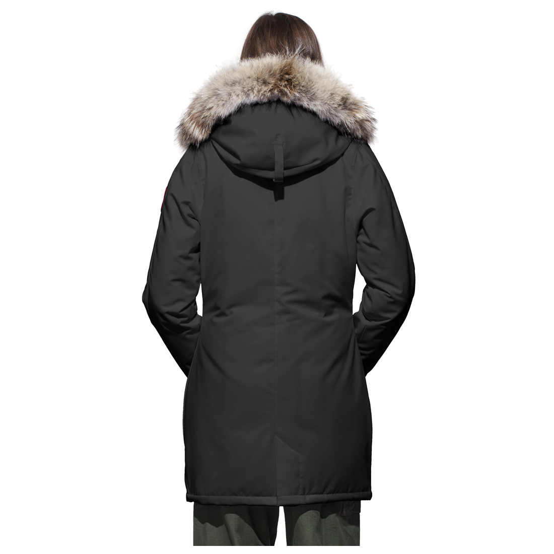 Parka Victoria Ladies Goose Livraison Femme Manteau Canada xw07Uq4