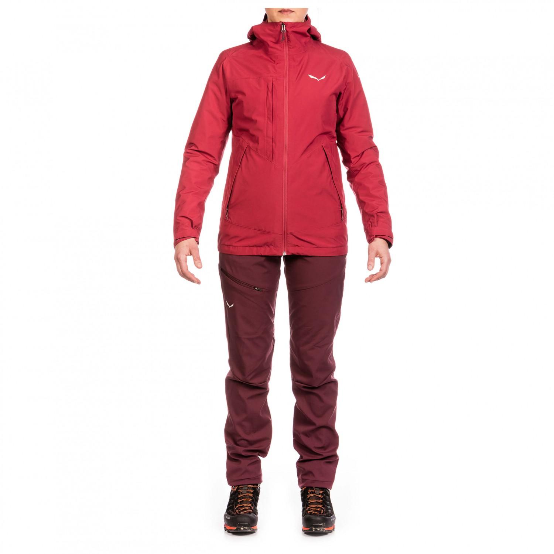 ... Salewa - Women's Fanes 2 GTX 2L Jkt - Hardshell jacket ...