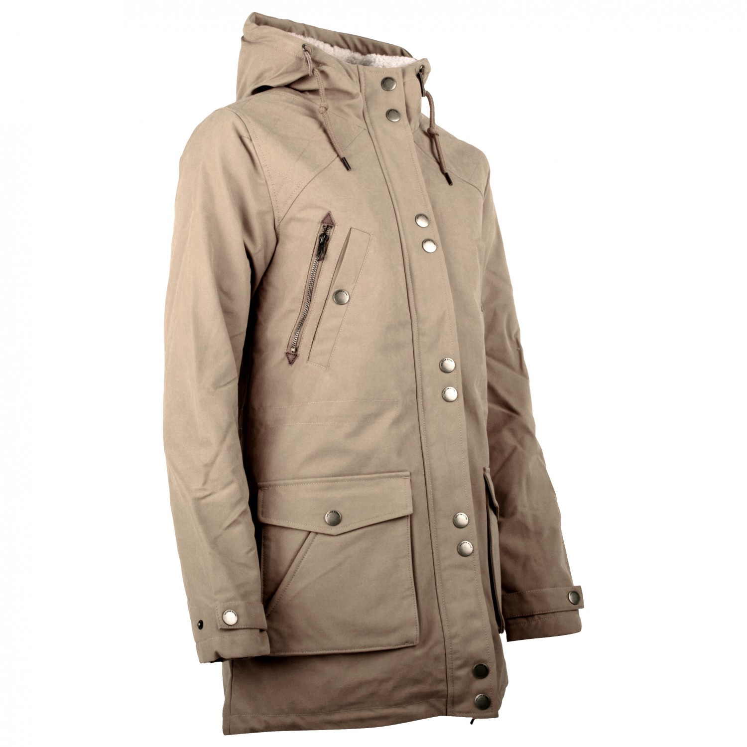 Jas Walk Volcom By Parka On wvfTSI