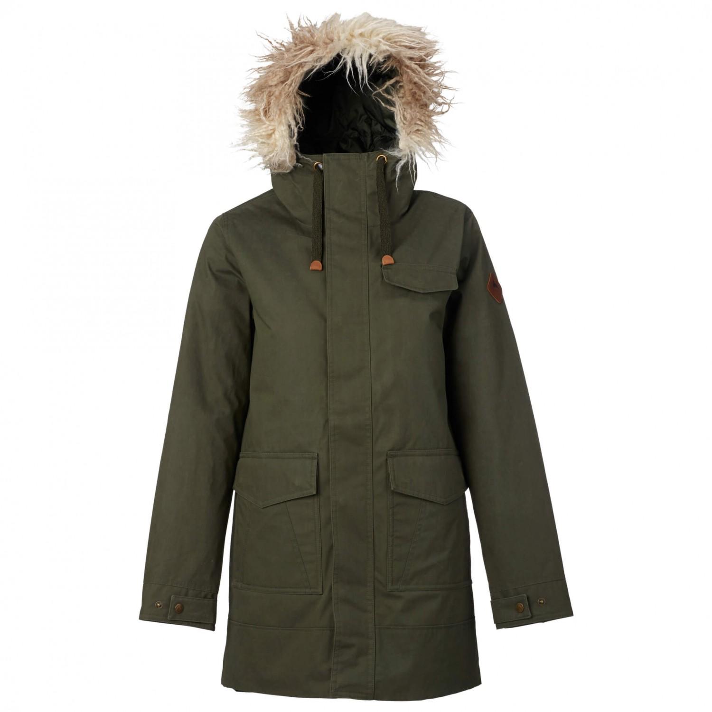 ae735d9e Burton Merriland Jacket - Lang jakke Dame kjøp online   Bergfreunde.no