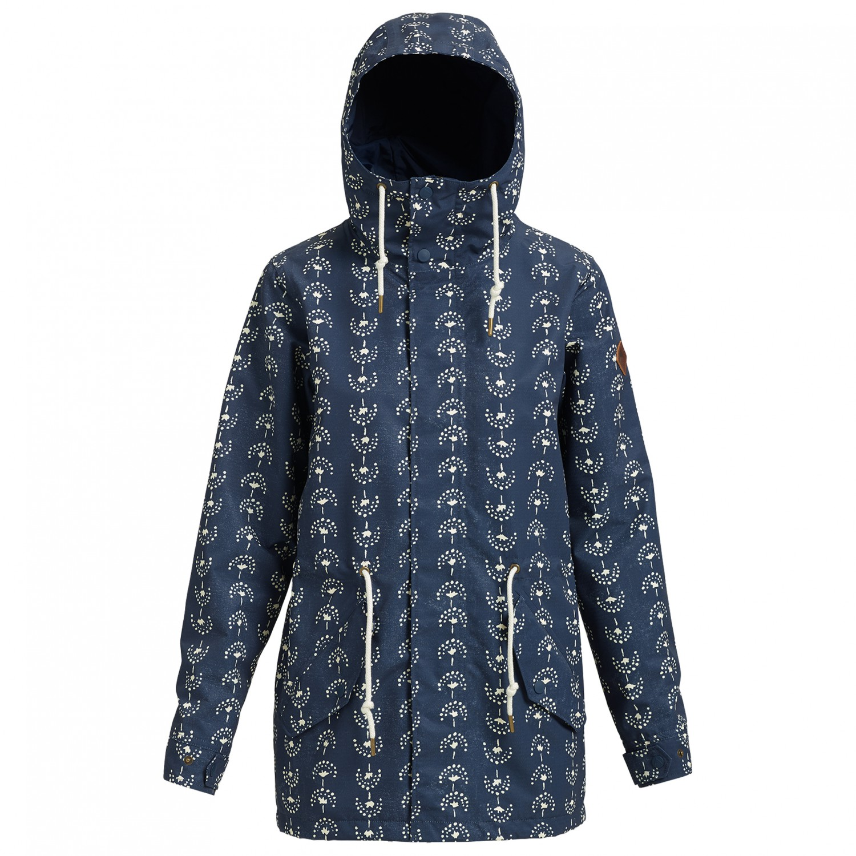 Burton Women's Sadie Jacket Mantel Float Away | XS
