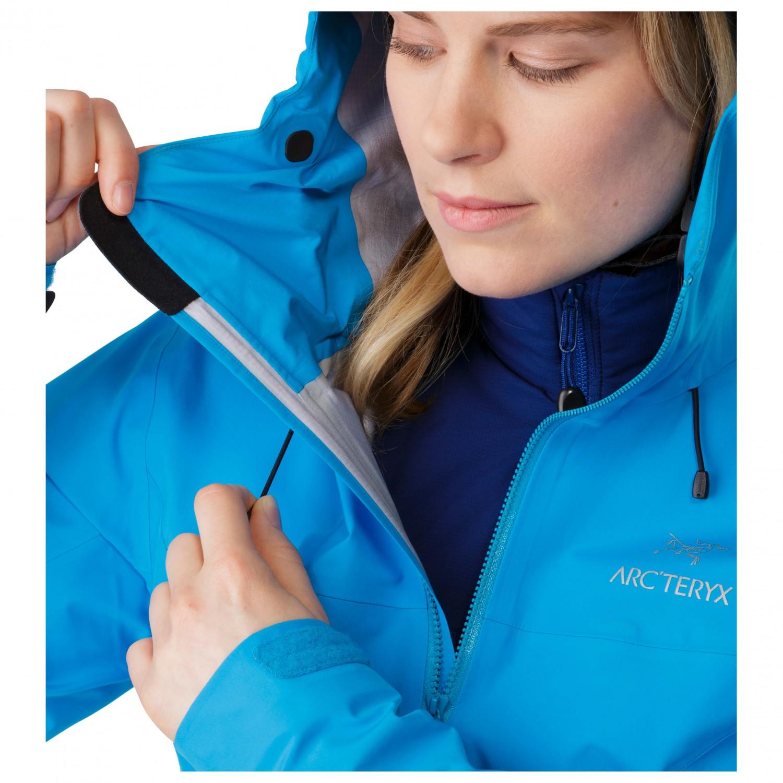 Arc'teryx Beta LT Jacket Regnjakke Dame | Gratis