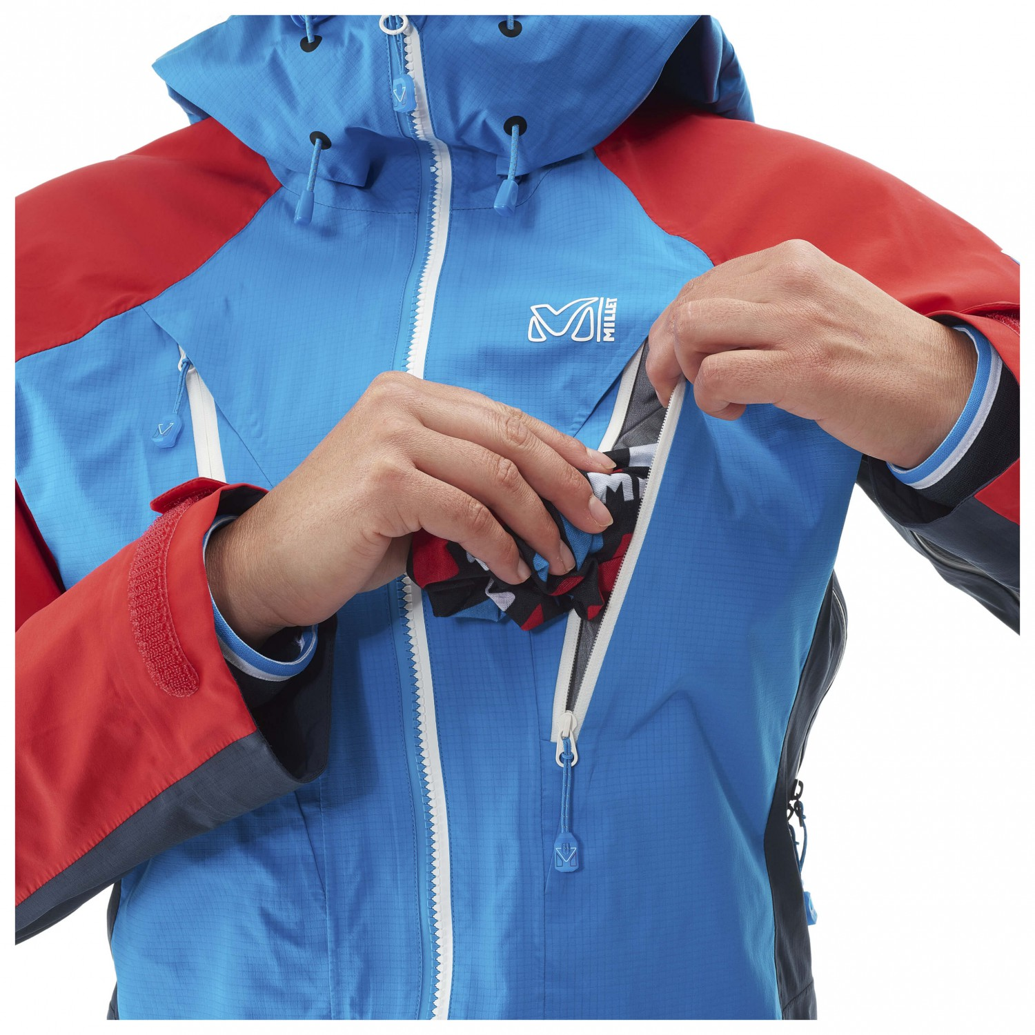new arrival 88f0f ae7c6 Millet - Women's Trilogy V Icon Dual GTX Pro Jacket