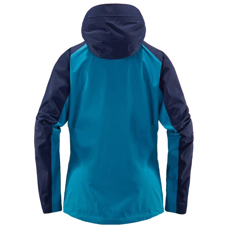 ... Haglöfs - Women s Esker Jacket - Hardshelltakki ... 106aed74b4