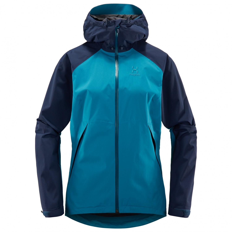 Haglöfs Women's Esker Jacket Regenjacke