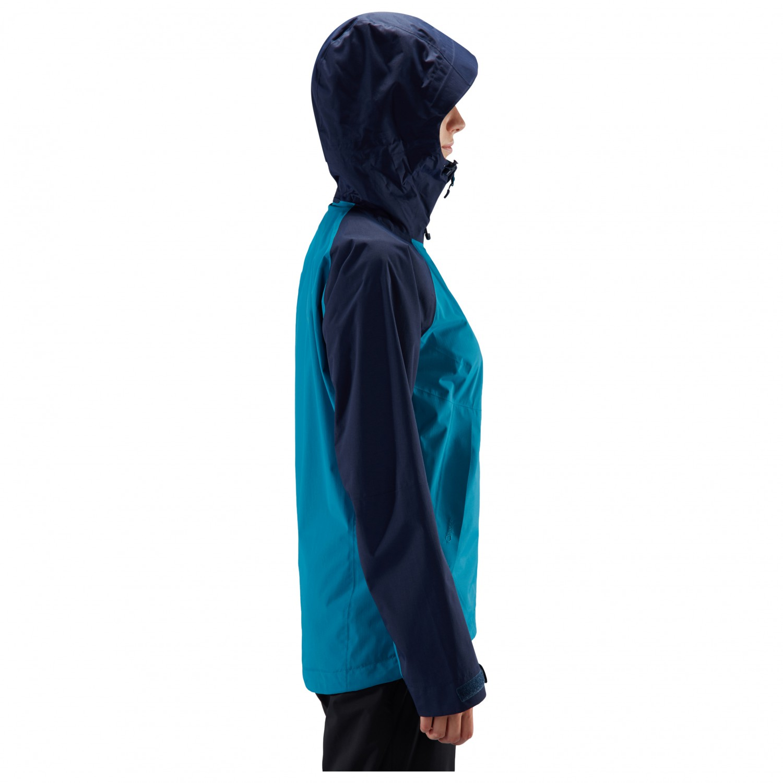 Haglöfs Esker Jacket Women Dense Blue Dark Blue Naisten