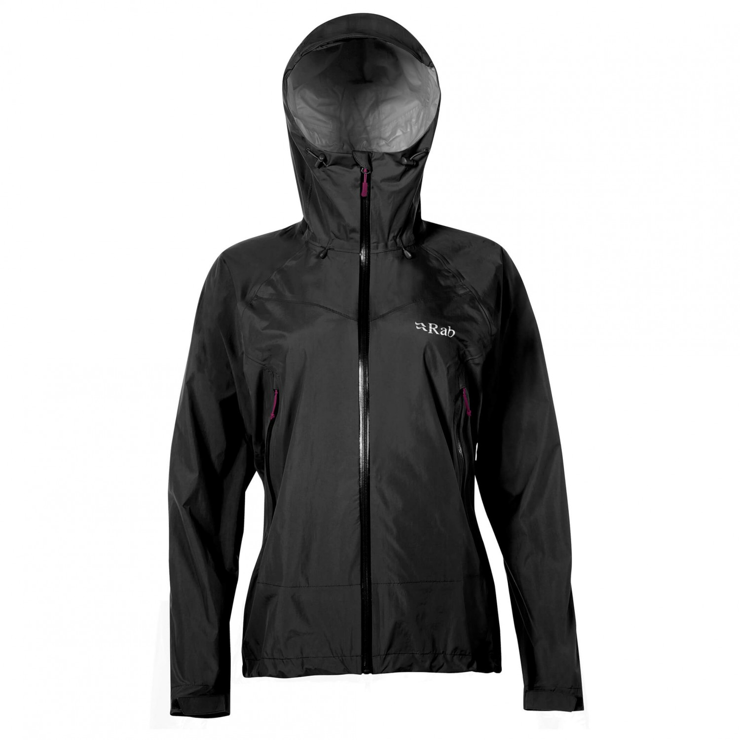 Rab Women's Downpour Plus Jacket Hardshelljacke Blueprint | 10 (UK)